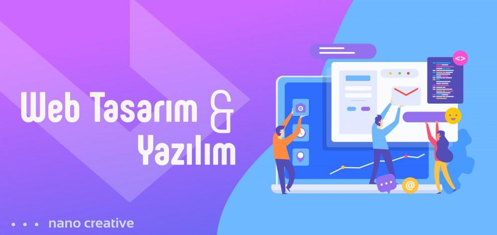 Web Tasarım & Yazılım