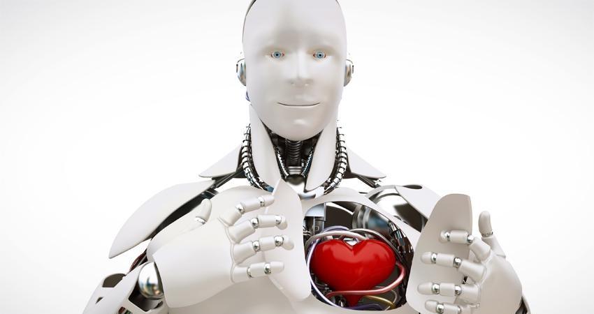 Bir Robot Gelecek Ve İşinizi Elinizden Alacak
